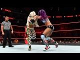 SB_Group| Full Match: Sasha Banks & Bayley vs. Sarah Logan & Liv Morgan | RAW: August 6, 2018