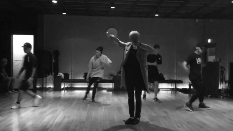 우리 사랑하지 말아요 - 빅뱅(BIGBANG) _ Dance Practice Video