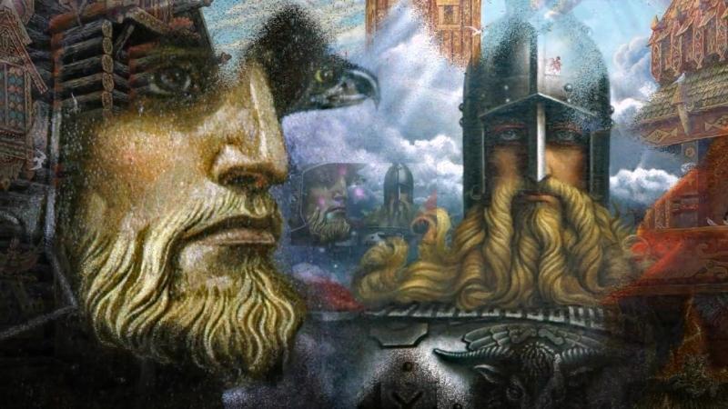 Октавы русской державы
