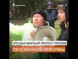 Томские полицейские отказались отвечать на вопросы о задержаниях на митингах Сибирь.Реалии