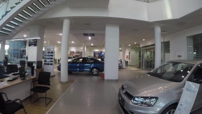 Volkswagen АВИЛОН часть 2