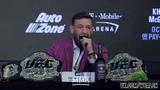 Хабиб Нурмагомедов - Конор МакГрегор: пресс-конференция перед UFC 229