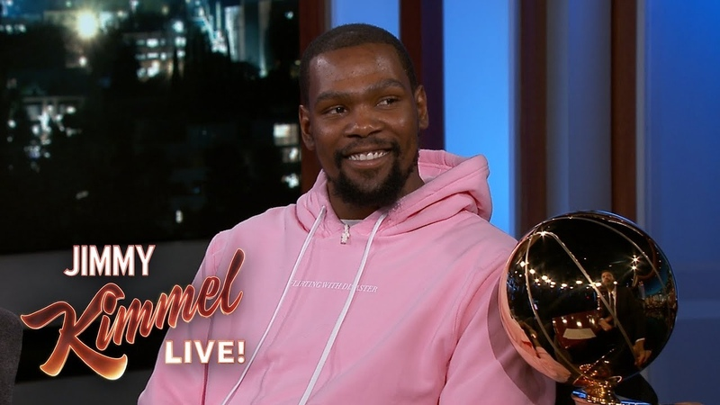 Kevin Durant on J.R. Smith Blunder, LeBron James Partying After Finals Win