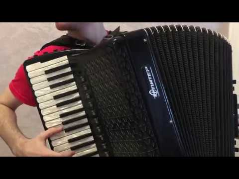 JoJo's Bizarre Adventure OP1 Sono Chi no Sadame Accordion Cover
