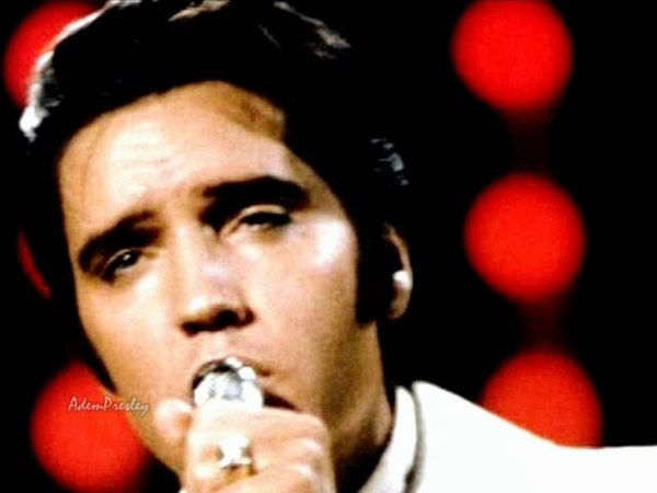 Elvis Presley - If I Can Dream (vocal overdub take 3)