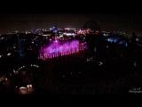 Disneyland and a Drone - DisneyAir
