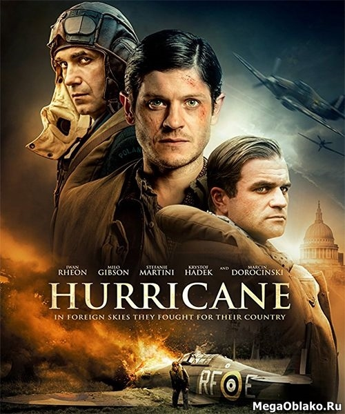 Ураган / Hurricane (2018/WEB-DL/WEB-DLRip)