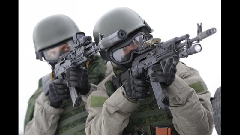 Российский спецназ.Русское искусство самообороны.Система Кадочникова.