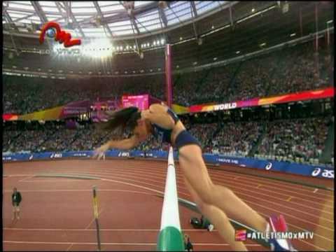 Robeilys Peinado ganó medalla de Bronce en Mundial de Atletismo
