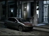 Reklama Peugeot 206 2004 Polska