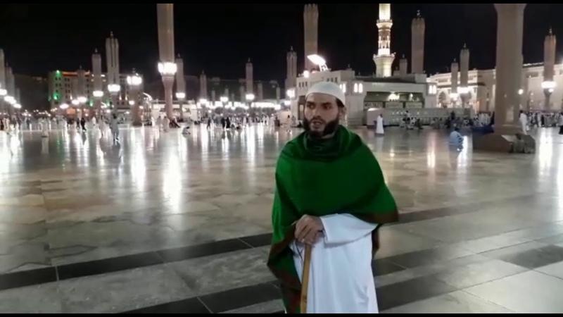 Красота Медины. Шейх Мухаммад Гига