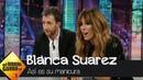 Blanca Suárez sorprende a Pablo Motos con su manicura El Hormiguero 3 0