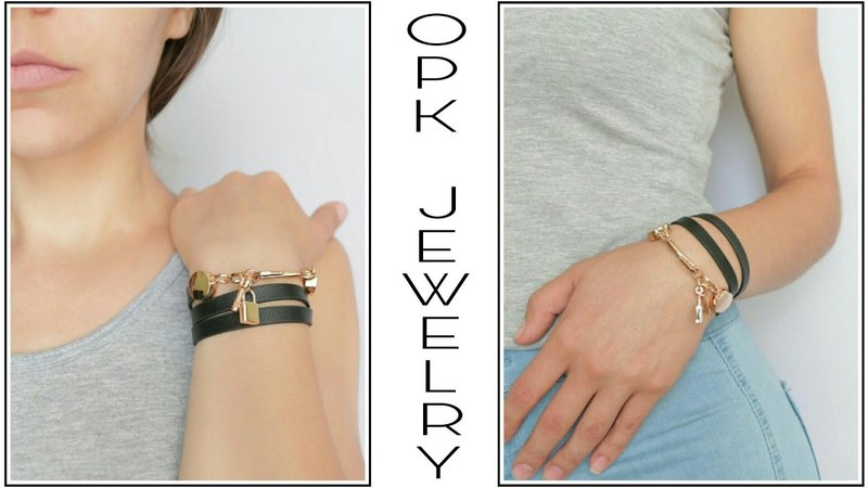 Браслет из искусственной кожи из магазина OPK Jewelry