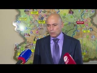 Временно исполняющий обязанности главы Липецкой области Игорь Артамонов прокомментировал кадровые изменения в администрации реги
