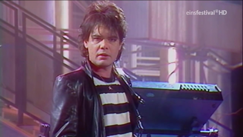 Alphaville - Forever Young (Live 1984 HD3)