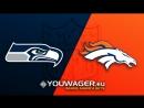 #Broncos - #Seahawks