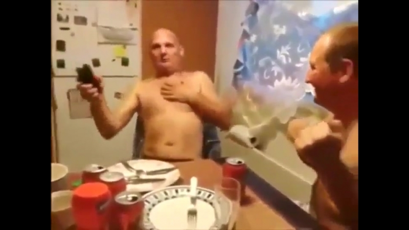 Russians sure know how to party.