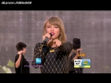 Taylor Swift - Out Of The Woods (Good Morning America)