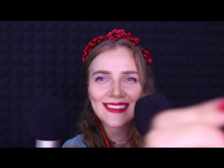 [ASMR Red Lips] АСМР 100 ТРИГГЕРОВ ЗА 7 МИНУТ