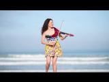 Me Enamoré (Shakira) - Electric Violin Cover _ Caitlin De Ville