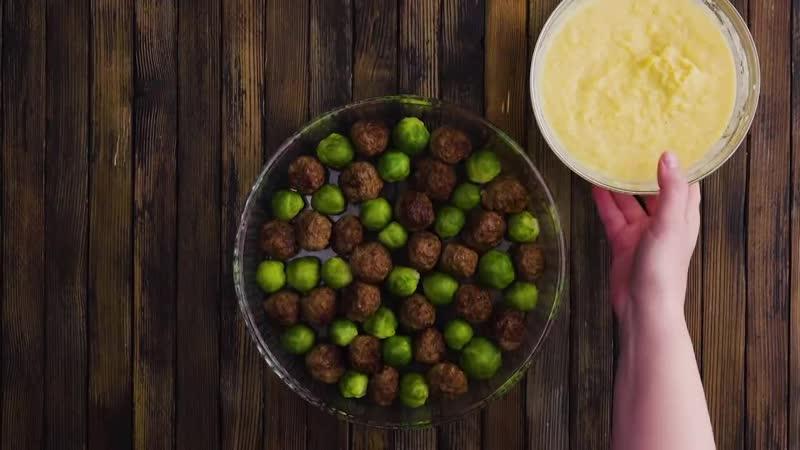 Запеканка с брюссельской капустой. Вкусно, быстро и просто!~ Умный Дом ~