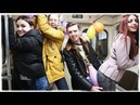 BALLOON CHALLENGE / ЛОПНИ ШАРИК ЧЕЛЛЕНДЖ В МЕТРО | МЫ - ЖИВОТНЫЕ!