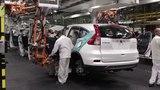 Так собирают кроссовер HONDA CR-V.Assembling Your car