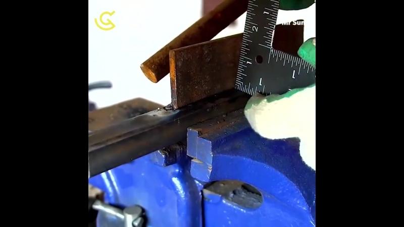 Лайфхак , как удобно нарубить дров L.K