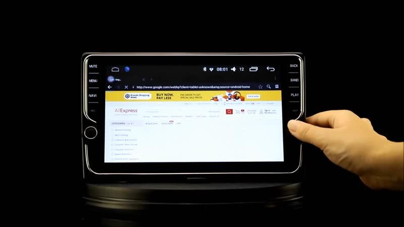 Kia K3 DVD Radio GPS