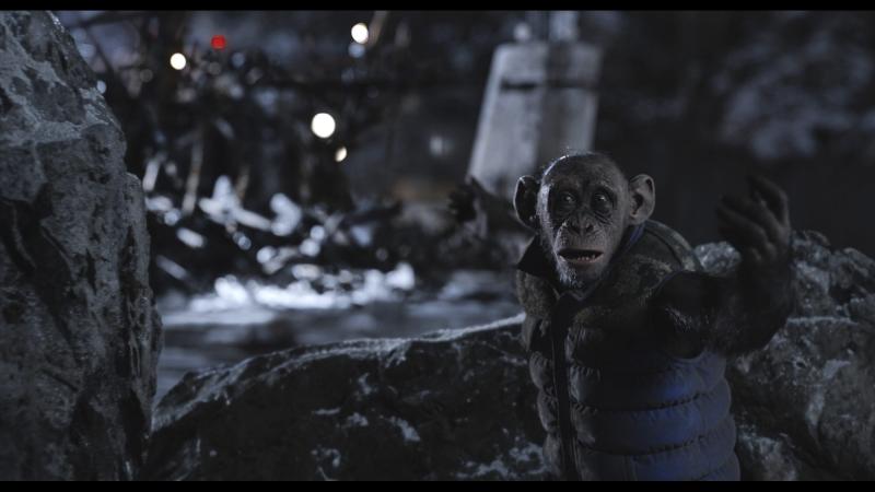 🎬Планета обезьян: Война (War for the Planet of the Apes, 2017) HD