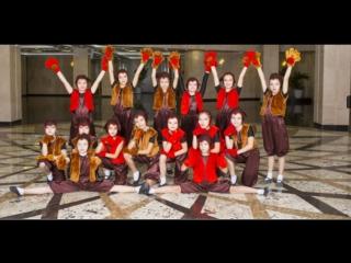 5.11.2017г.Выступление в Уфе всероссийский фестиваль конкурс эстрадного танца