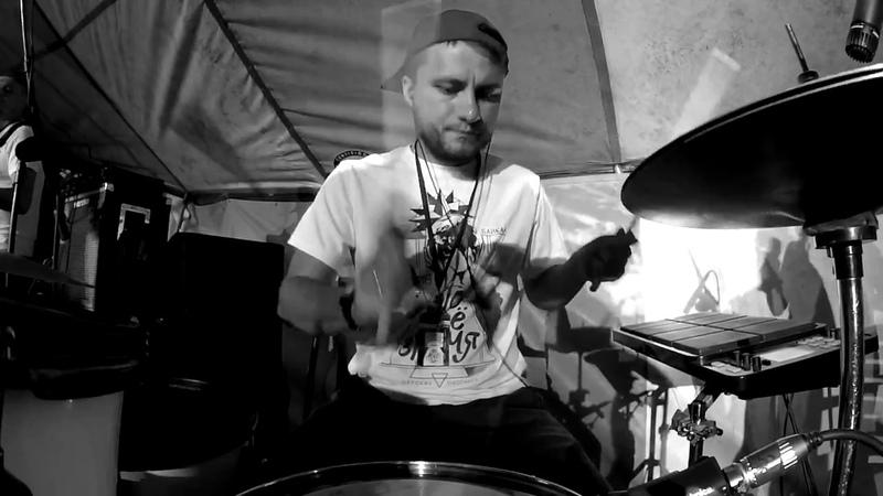 Iota worship - Burning In My Soul - Matt Maher (Russian Cover) Drum Cam