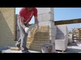 Кладка кирпича. Как сделать простенок 2-3 кирпича в стене без причалки.