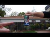 Тест на прочность iPhone X vs Samsung Galaxy S8