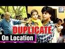 Duplicate Movie On Location Shah Rukh Khan Juhi Chawla Sonali Bendre