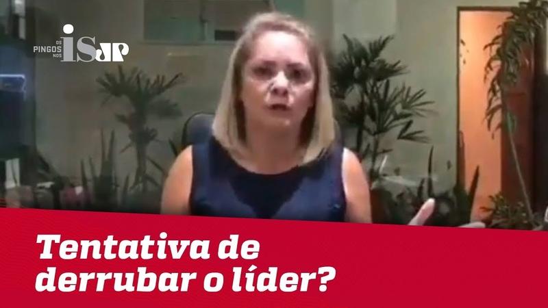 """""""Ameaça"""" de Bolsonaro à ex-mulher ou tentativa de derrubar o líder?"""