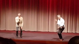 taika waititi and jeff goldblum are dancing · #coub, #коуб