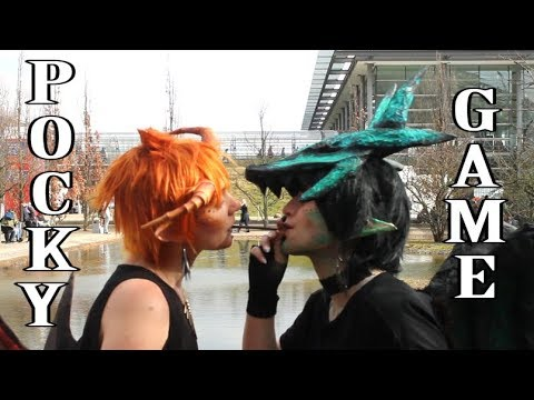 Pocky Game LBM 2018 PART 1