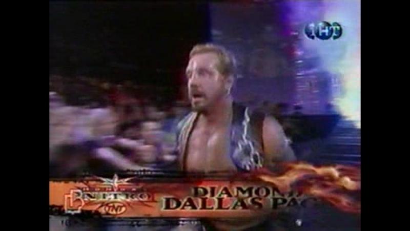 Титаны реслинга WCW Nitro May 22 2000