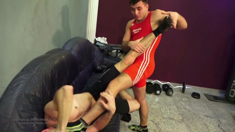 Fight of the Muscleboys V