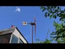✅Собрал мощный Ветро-Генератор на целый дом 🚀 Бесплатное электричество 💡 Чистая свободная энергия 360p