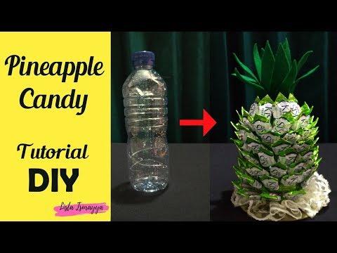 DIY || Pineapple Candy | Permen Nanas | Untuk Lebaran | Recycle | Dari botol bekas