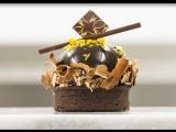 William Curley показывает вам рецепт своего знаменитого Яффо торта Jaffa Cake
