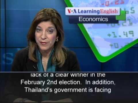 Political Unrest Threatens Thailands Economy