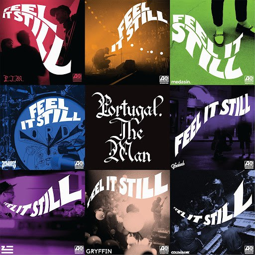 Portugal. The Man альбом Feel It Still (The Remixes)