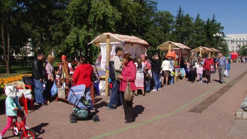 31.08.2014 Оникс на Тихвинской ярмарке (г.Иркутск)