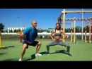 Тренировка собственным весом для девушек. [Stas Solomka]