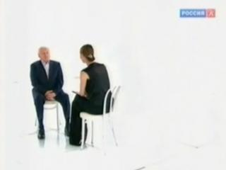 Марк Захаров в программе Белая студия