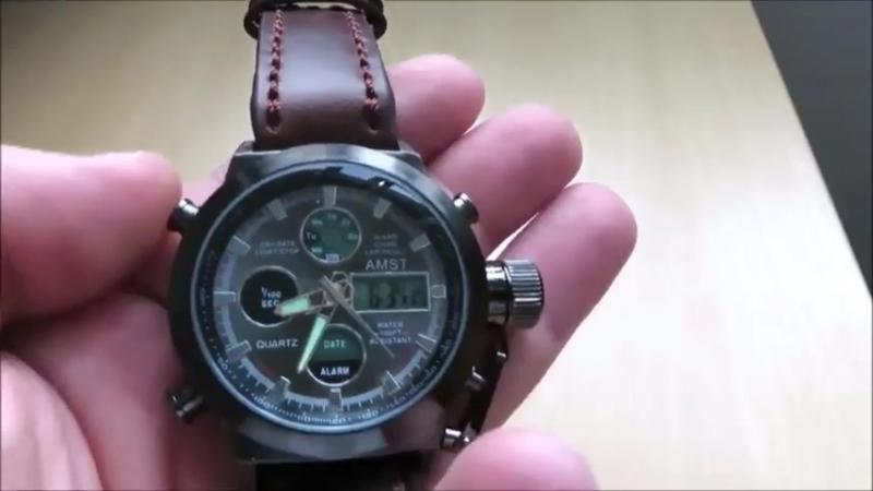 Армеиские часы AMST