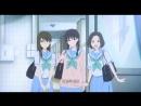 Liz to Aoi Tori - момент из фильма.